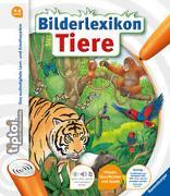 Cover-Bild zu Gernhäuser, Susanne: tiptoi® Bilderlexikon Tiere