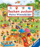 Cover-Bild zu Gernhäuser, Susanne: Sachen suchen: Meine Wimmelbilder