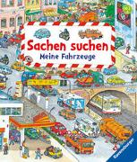Cover-Bild zu Gernhäuser, Susanne: Sachen suchen: Meine Fahrzeuge