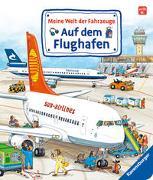 Cover-Bild zu Gernhäuser, Susanne: Meine Welt der Fahrzeuge: Auf dem Flughafen