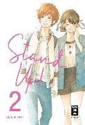 Cover-Bild zu Yamakawa, Aiji: Stand Up! 02