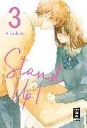 Cover-Bild zu Yamakawa, Aiji: Stand Up! 03