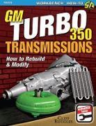 Cover-Bild zu GM Turbo 350 Transmissions (eBook) von Ruggles, Cliff