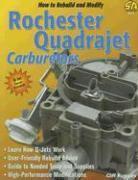 Cover-Bild zu How to Rebuild & Modify Rochester Quadrajet Carburetors von Ruggles, Cliff