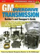 Cover-Bild zu GM Automatic Overdrive Transmission Builder's and Swapper's Guide von Ruggles, Cliff