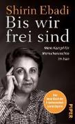 Cover-Bild zu Bis wir frei sind (eBook) von Ebadi, Shirin
