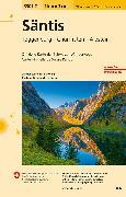 Cover-Bild zu Säntis. 1:33'333