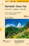 Cover-Bild zu Zermatt - Saas-Fee. 1:33'333