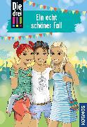 Cover-Bild zu Erlhoff, Kari: Die drei !!!, 80, Ein echt schöner Fall