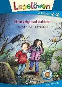 Cover-Bild zu Heger, Ann-Katrin: Leselöwen 2. Klasse - Gruselgeschichten