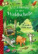 Cover-Bild zu Heger, Ann-Katrin: Willkommen in der Waldschule 1 - Beste Freunde - Pfote drauf! (eBook)