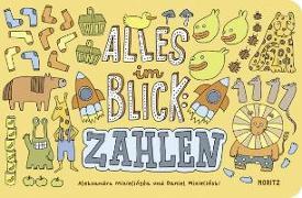 Cover-Bild zu Mizielinska, Aleksandra: Alles im Blick: Zahlen