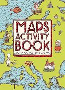 Cover-Bild zu Mizielinska, Aleksandra: Maps Activity Book