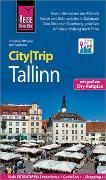 Cover-Bild zu Reise Know-How CityTrip Tallinn von Rahkema, Heli