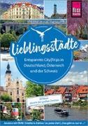 Cover-Bild zu Lieblingsstädte - Entspannte CityTrips in Deutschland, Österreich und der Schweiz : 28 Ideen abseits der großen Zentren