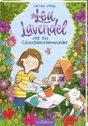 Cover-Bild zu Wieja, Corinna: Lea Lavendel und das Gänseblümchenwunder (Lea Lavendel 1)