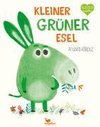 Cover-Bild zu Allepuz, Anuska: Kleiner grüner Esel