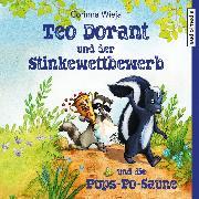 Cover-Bild zu Wieja, Corinna: Teo Dorant und der Stinkewettbewerb und die Pups-Po-Saune (Audio Download)