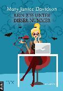 Cover-Bild zu Davidson, Mary Janice: Kein Biss unter dieser Nummer (eBook)