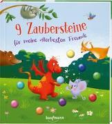 Cover-Bild zu Lückel, Kristin: 9 Zaubersteine für meine allerbesten Freunde