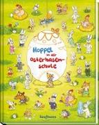 Cover-Bild zu Lückel, Kristin: Hoppel in der Osterhasenschule
