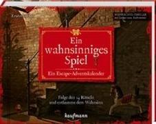 Cover-Bild zu Lückel, Kristin: Ein wahnsinniges Spiel - Ein Escape-Adventskalender
