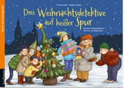 Cover-Bild zu Lückel, Kristin: Drei Weihnachtsdetektive auf heißer Spur