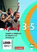 Cover-Bild zu À plus! 3-5. Interaktive Tafelbilder