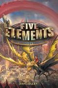 Cover-Bild zu Five Elements #3: The Crimson Serpent von Jolley, Dan