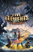 Cover-Bild zu Five Elements #2: The Shadow City von Jolley, Dan
