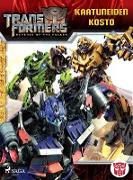 Cover-Bild zu Transformers - Kaatuneiden kosto (eBook) von Dan Jolley, Jolley