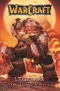 Cover-Bild zu Warcraft Legends, Volume 1 von Knaak, Richard A.