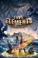Cover-Bild zu Five Elements #2: The Shadow City (eBook) von Jolley, Dan