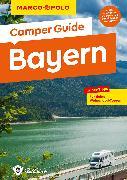 Cover-Bild zu MARCO POLO Camper Guide Bayern von Israel, Juliane