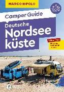 Cover-Bild zu MARCO POLO Camper Guide Nordseeküste von Kaupat, Mirko