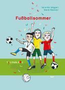 Cover-Bild zu Wiggert, Veronika: Fußballsommer