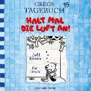 Cover-Bild zu Gregs Tagebuch, Folge 15: Halt mal die Luft an! (Audio Download) von Kinney, Jeff