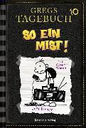 Cover-Bild zu Gregs Tagebuch 10 - So ein Mist! von Kinney, Jeff