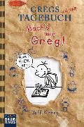 Cover-Bild zu Gregs Tagebuch - Mach's wie Greg! von Kinney, Jeff