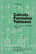Cover-Bild zu Calculs, Formules, Tableaux von Lippuner, Otto