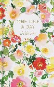 Cover-Bild zu Floral One Line a Day: A Five-Year Memory Book von Cheng, Yao (Gestaltet)