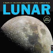 Cover-Bild zu Lunar 2021 Wall Calendar von Universe Publishing