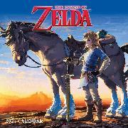 Cover-Bild zu The Legend of Zelda 2021 Wall Calendar von Nintendo