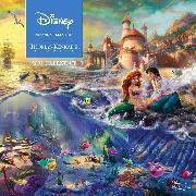 Cover-Bild zu Disney Dreams Collection by Thomas Kinkade Studios: 2021 Wall Calendar von Kinkade, Thomas