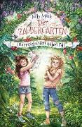 Cover-Bild zu Der Zaubergarten - Überraschungen haben Fell (eBook) von Möhle, Nelly