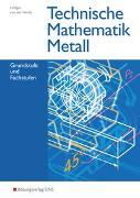 Cover-Bild zu Technische Mathematik Metall von Höllger, Jutta