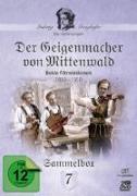 Cover-Bild zu Der Geigenmacher von Mittenwald von Willy Rösner (Schausp.)