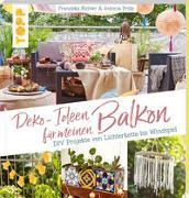 Cover-Bild zu Deko-Ideen für meinen Balkon von Richter, Franziska