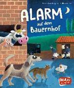 Cover-Bild zu Ameling, Anne: Alarm auf dem Bauernhof