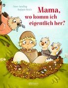 Cover-Bild zu Ameling, Anne: Mama, wo komm ich eigentlich her?